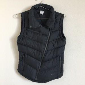 Nike Down Puff Vest Black Sz S